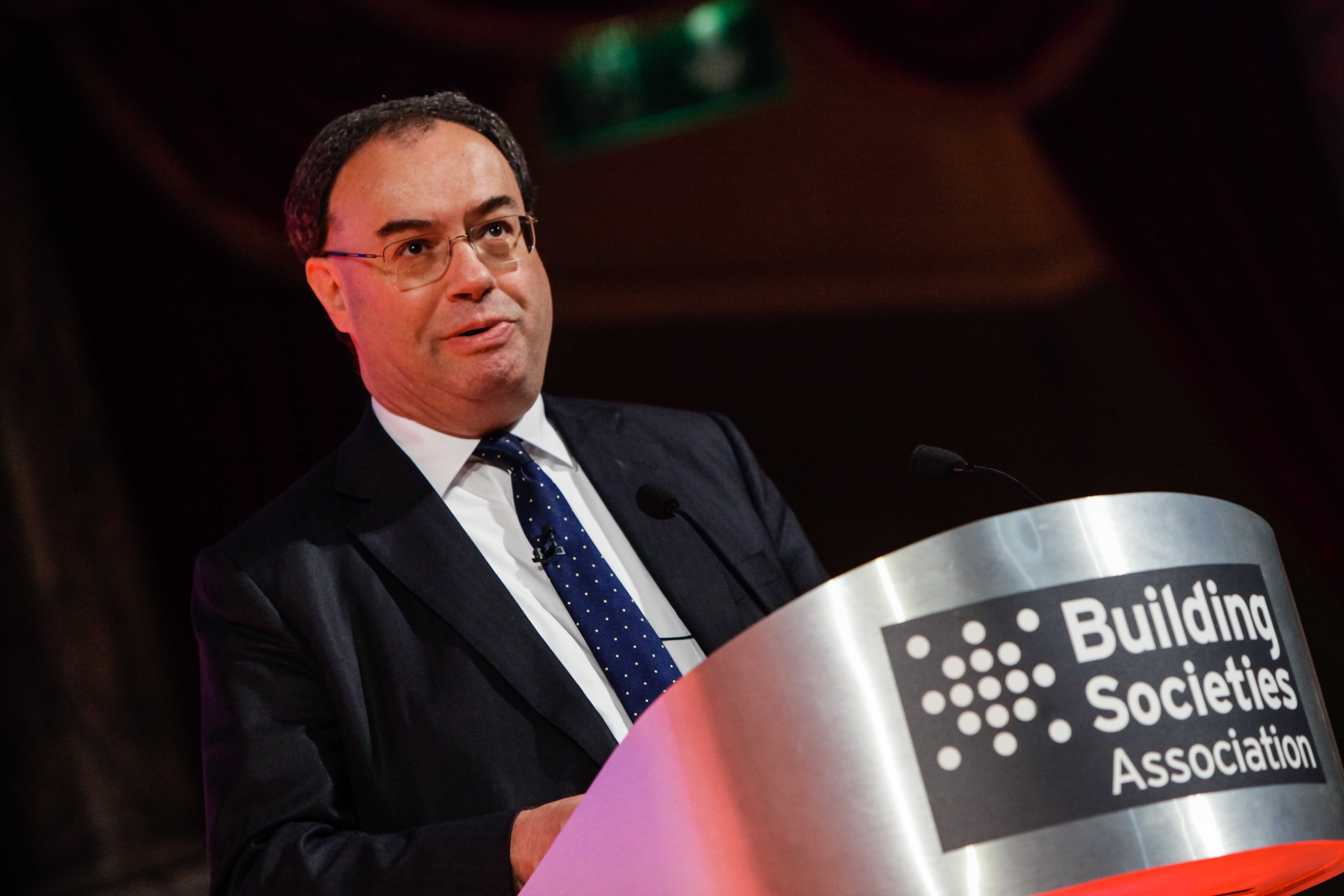 Andrew Bailey, CEO, Prudential Regulation Authority - watch the video